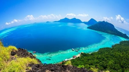 Best honeymoon destination Malaysia