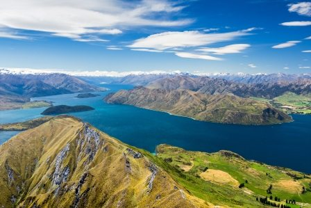 Best honeymoon destination New Zealand