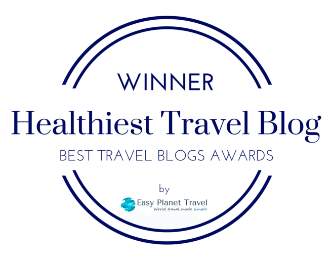 50 best travel blogs awards healthiest