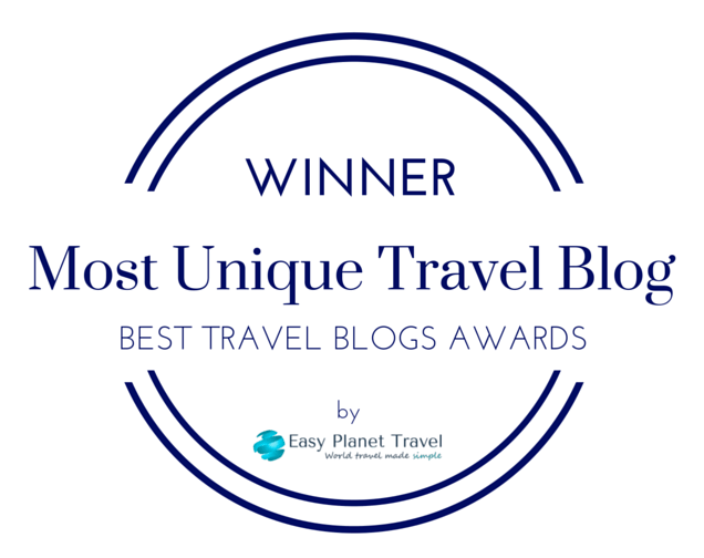 50 best travel blogs awards most unique