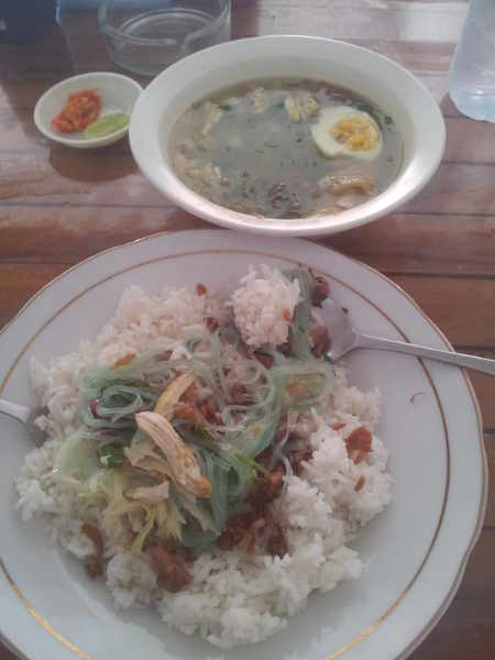Southern Bali: Best food on the island
