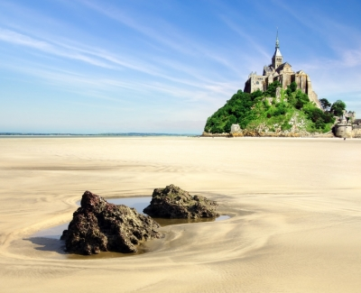 44 | Mont St Michel, France