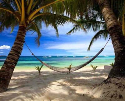 Relax on Palawan Island, the Philippines