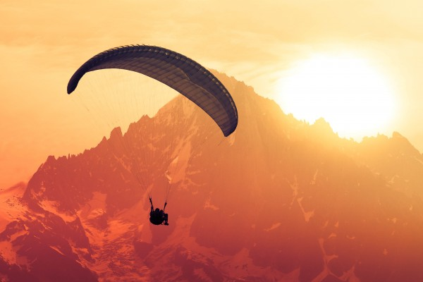 Austria_Alps_Sport Paraglide