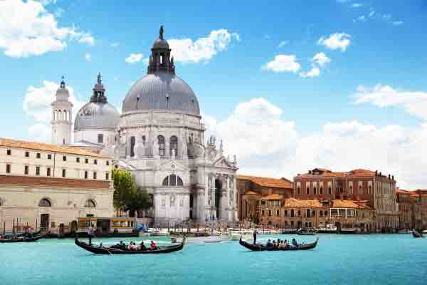 Italy, Grand Canal