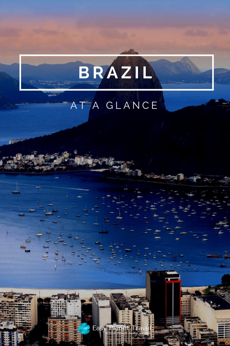 brazil at a glance