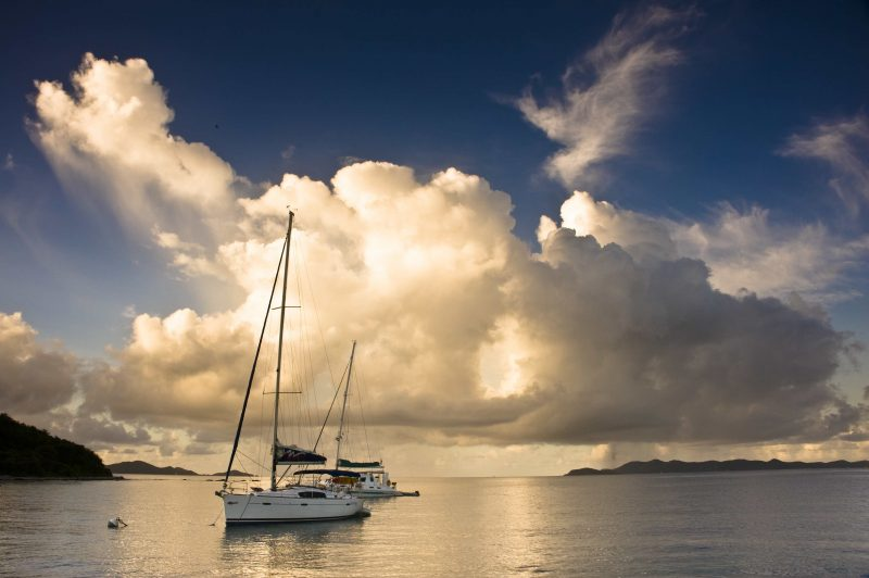 The British Virgin Islands, some of the best Caribbean Islands