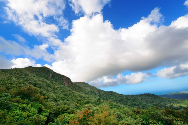 Puerto Rico, one of the best Caribbean Islands