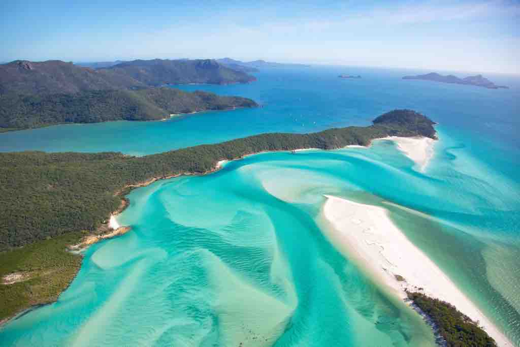 4 | Whitehaven Beach, Whitsundays, Australia