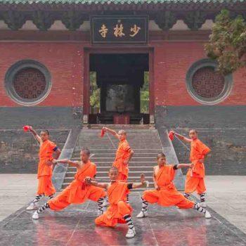 3 | Kung fu at Shaolin Temple, China