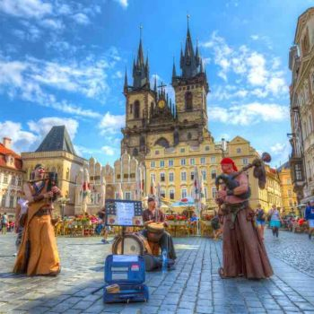 49   Prague, Czech Republic