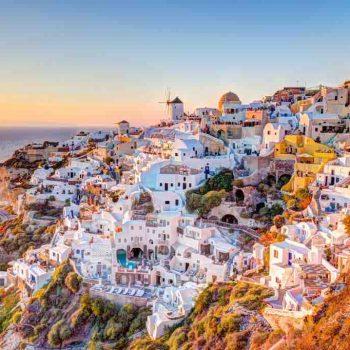 32 | Oia, Santorini, Greece