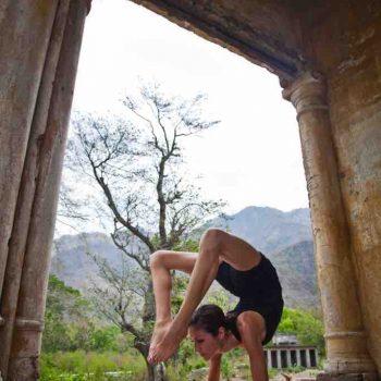 7 | Yoga in Rishikesh, India