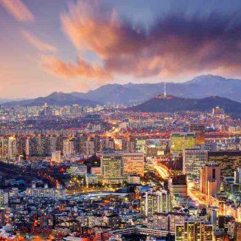 60 | Seoul, South Korea