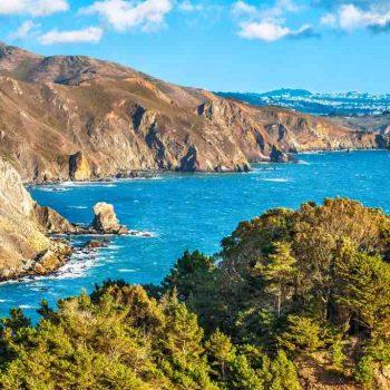 4 | Mountain biking in Marin County, USA