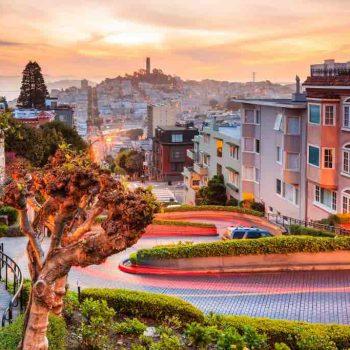 43   San Francisco, USA