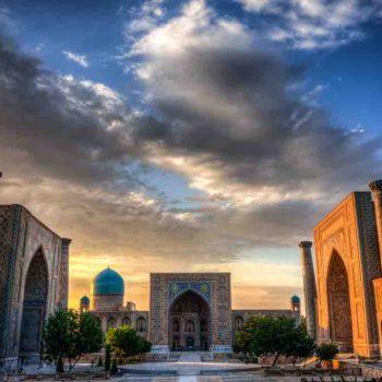 41 | Samarkand, Uzbekistan