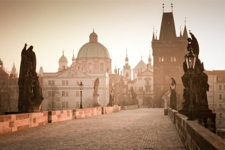 Best honeymoon destination Czech Republic
