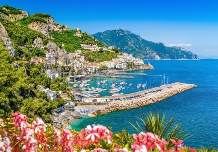 Best honeymoon destination Italy