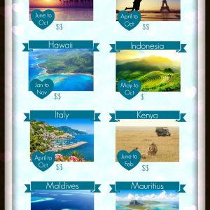 best-honeymoon-destinations-infographic