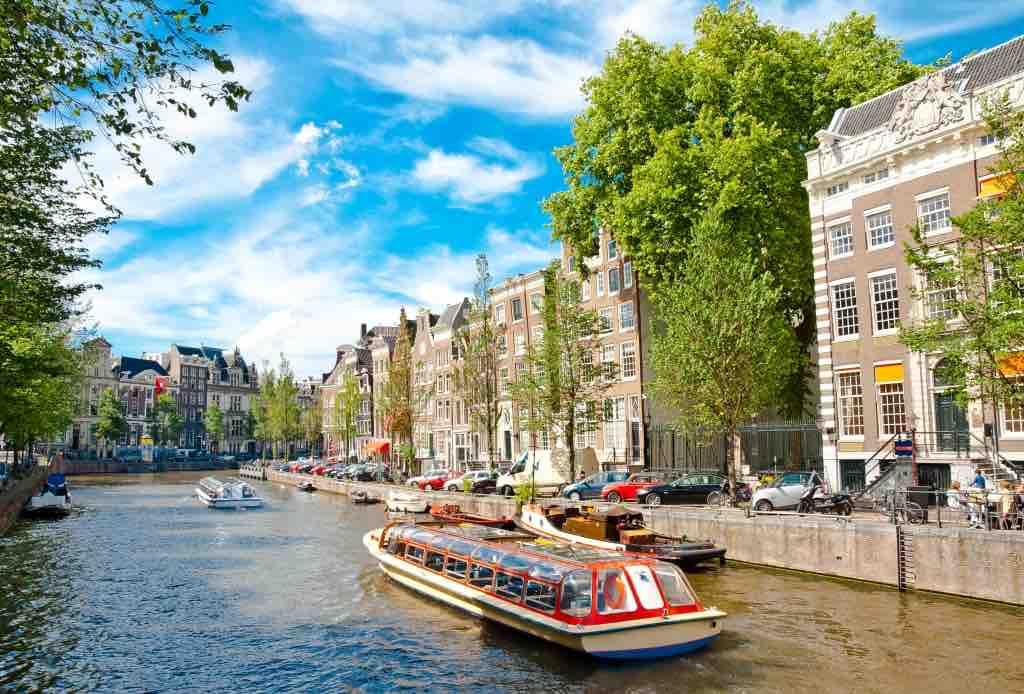 8 | Amsterdam, Netherlands