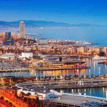 1 | Barcelona, Spain