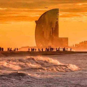 best destinations sunset