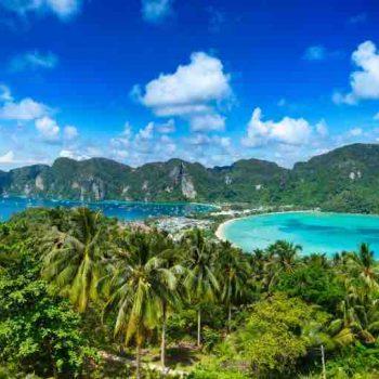 19  | Koh Phi Phi Don, Thailand