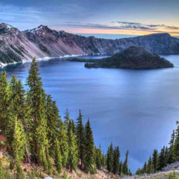 best destinations lakes