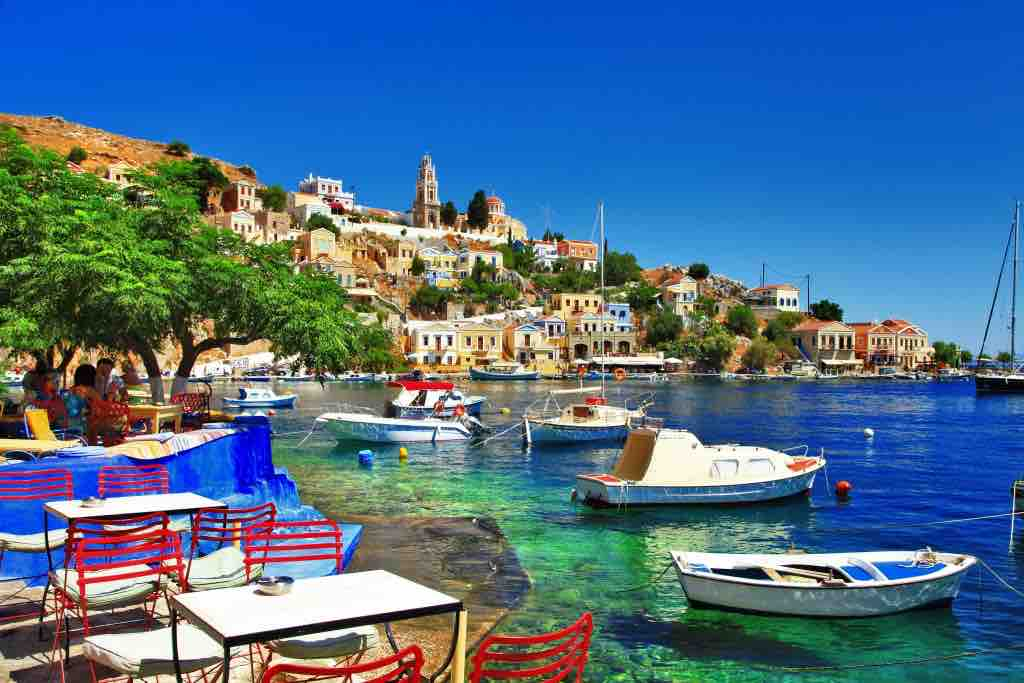 travel around the world greece