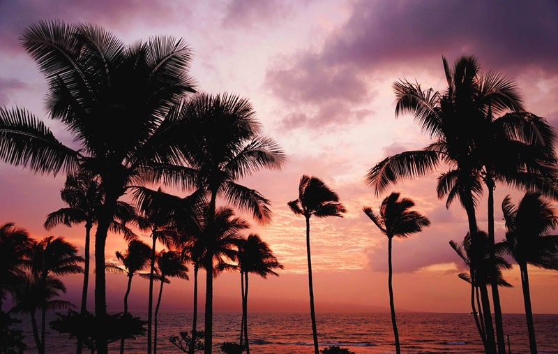 Luxury travel in the best Hawaiian islands