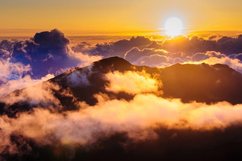 Mount Haleakala, Hawaii