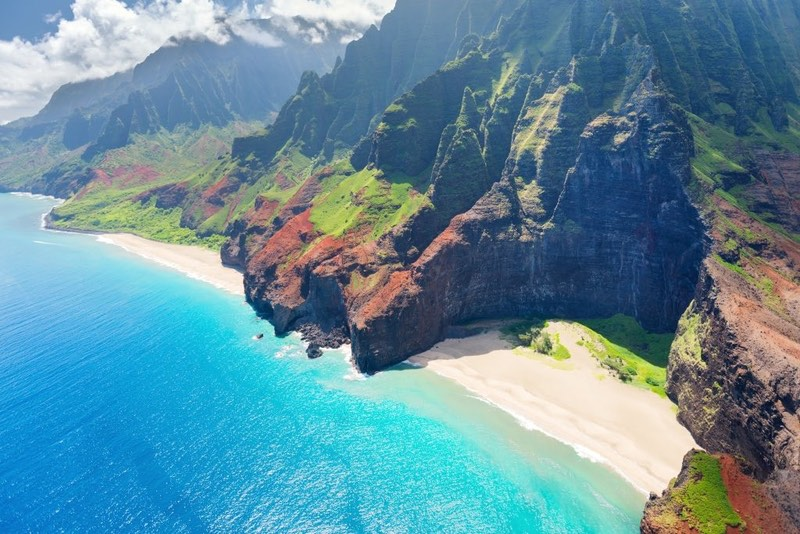 Kauai, one of the best Hawaiian islands