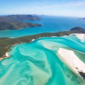 9 | Whitehaven Beach, Whitsunday Island, Australia