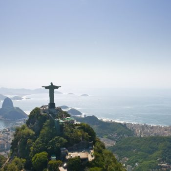 9   Corcovado - Cristo Redentor Rio de Janeiro, Brazil