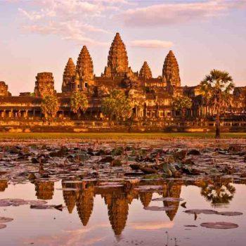 1   Angkor Wat, Cambodia