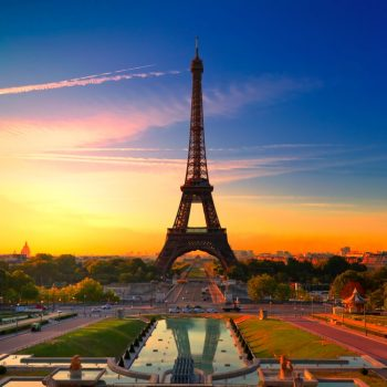 11   Eiffel Tower, Paris, France