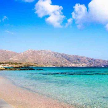 10 | Elafonissi Beach, Elafonissi, Greece