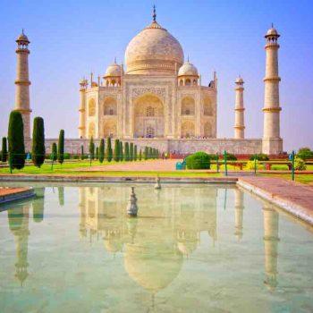 3   Taj Mahal, India