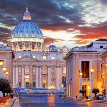 6   St. Peter's Basilica, Vatican City