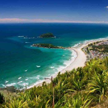 25 | Maunganui Beach, Mount Maunganui, New Zealand