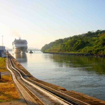 25   Panama Canal, Panama City, Panama