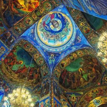 12   Church of the Savior on Blood, St Petersburg, Russia