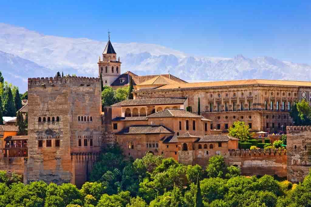 14 | The Alhambra, Granada, Spain