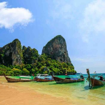 4   Ao Nang, Thailand