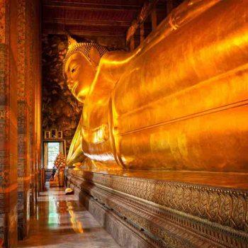 21   Temple of the Reclining Buddha (Wat Pho), Bangkok, Thailand