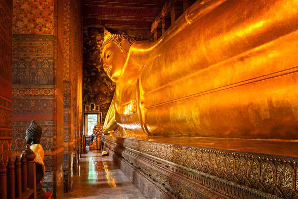 21 | Temple of the Reclining Buddha (Wat Pho), Bangkok, Thailand