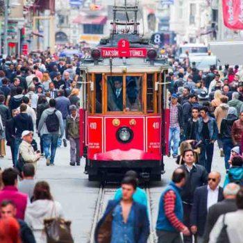 3   Istanbul, Turkey