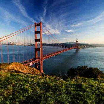 10   Golden Gate Bridge, San Francisco, USA