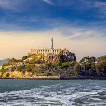 8   Alcatraz, San Francisco, USA